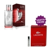 Chatler PLL Red Men 100 ml + Probe Lacoste Style in Play